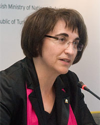Her Excellency Dr. Ljubica Jelusic