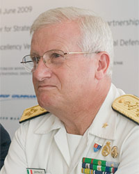 Admiral Luciano Zappata