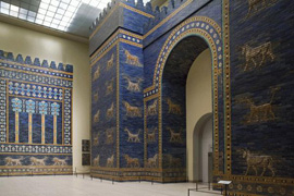 Ischtar Gate at  Pergamon Museum