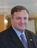 His Excellency Giorgi Baramidze